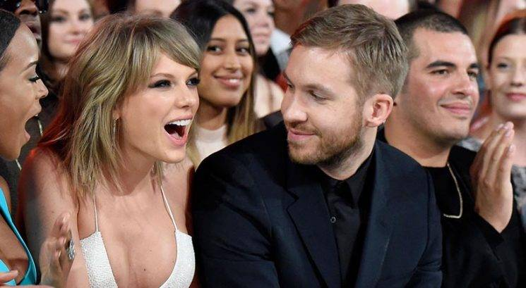 Taylor Swift in Calvin Harris sta se razšla!