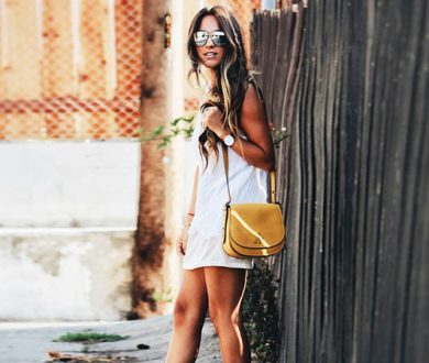 Blogerka tedna: Gina Ybarra – Hunt for Styles
