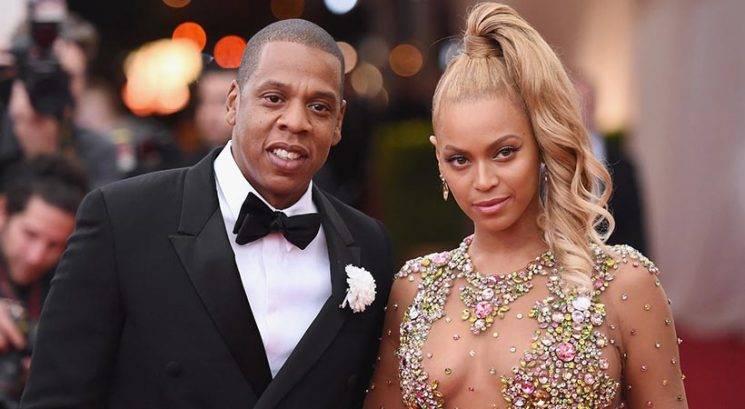 Tako originalni imeni sta dvojčkoma dala Beyoncé in Jay-Z
