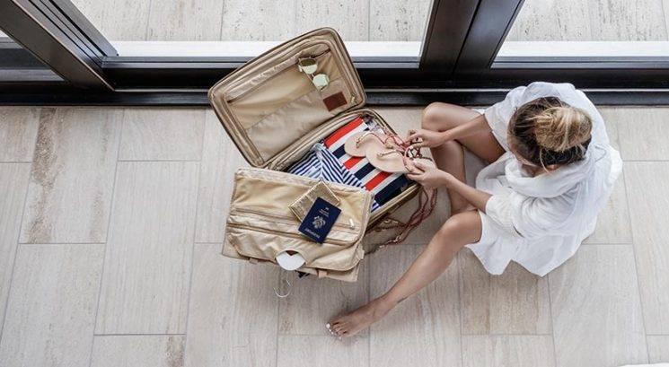 Umetnost pakiranja: Najboljši nasveti, ko se odpravljaš na dopust