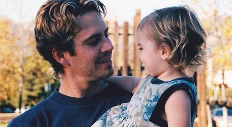 Poglej, v kakšno lepotičko je zrastla hči pokojnega igralca Paula Walkerja!