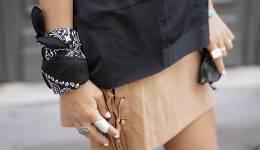 Poletni trend: 8 stajliš načinov nošenja rutke