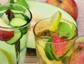 Detoks recepti: Shujševalni napitki za vsak okus