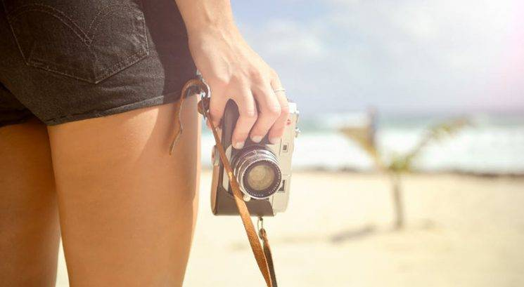 Kako na dopustu narediti popolne fotografije