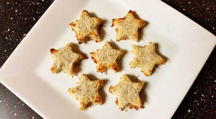 Recept: Najbolj zdravi in najbolj enostavni piškoti iz le 2 sestavin!