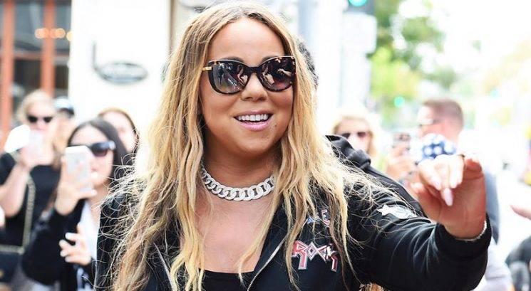 Mariah Carey deležna kar nekaj sovraštva zaradi nedavnih fotografij