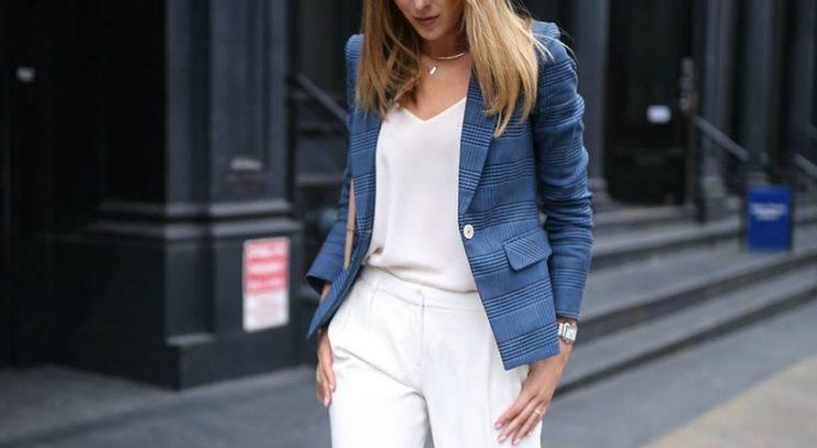 5 enostavnih modnih formul za poslovni videz