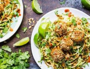 Veganski recept: Tajske kvinojine kroglice