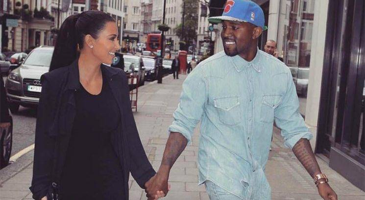 Pa je tudi uradno: Kim Kardashian in Kanye West pričakujeta tretjega otroka!