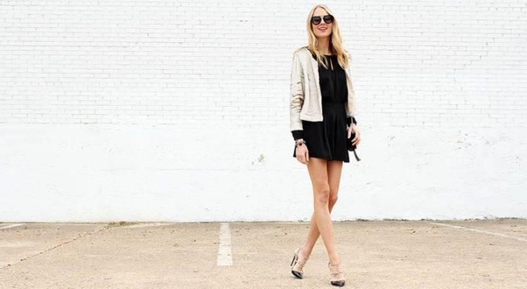 Blogerka tedna: Amy Jackson – Fashion Jackson