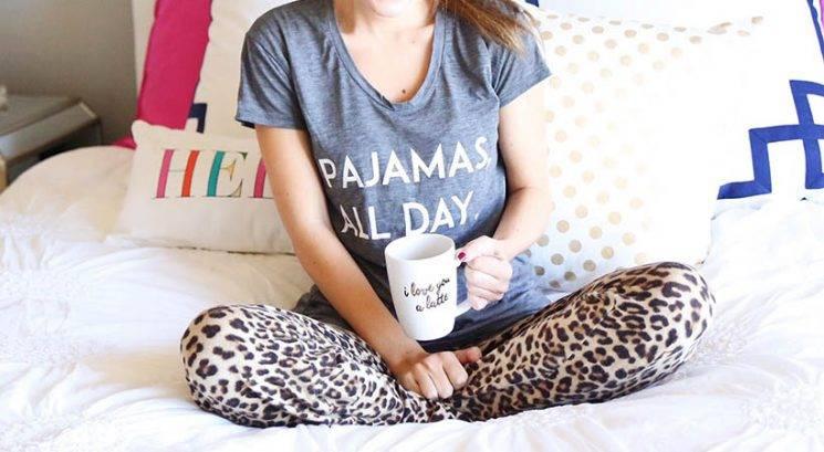 Tako pogosto bi morala oprati svojo pižamo