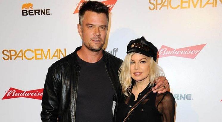 Šok! Fergie in Josh Duhamel se po 8-ih letih zakona razhajata