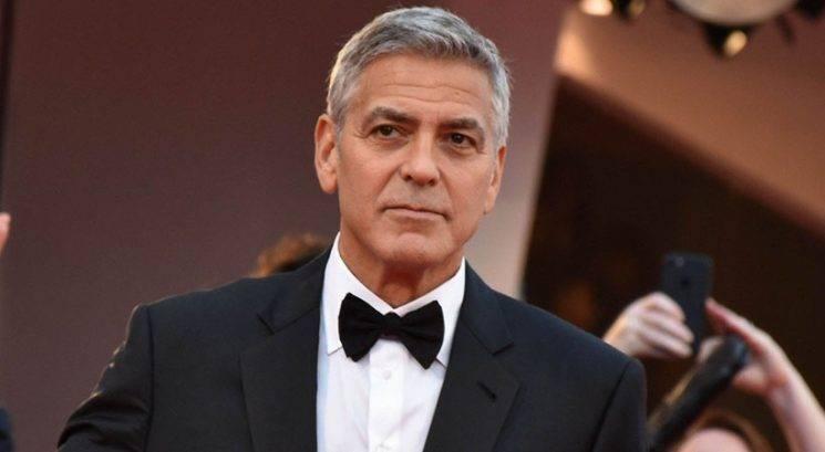 George Clooney spregovoril o tem, zakaj joka štirikrat na dan