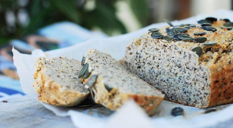 Okusno in zdravo: Kruh iz ajdove kaše in chia semen