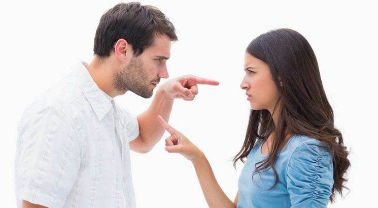 Teh stavkov nikoli ne izreci svojemu partnerju (niti v navalu jeze!)