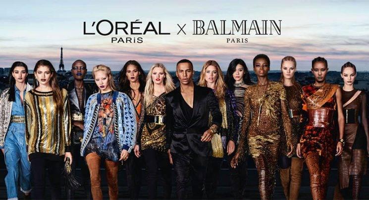 Lepotne novosti: L'Oréal Paris x Balmain Paris šminke so tu!
