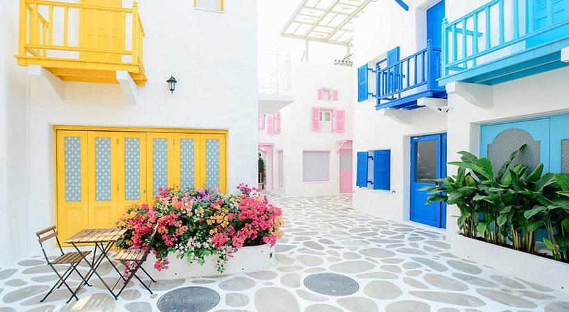 8 fotografij, ki dokazujejo, da je grški otok Paros nov Santorini