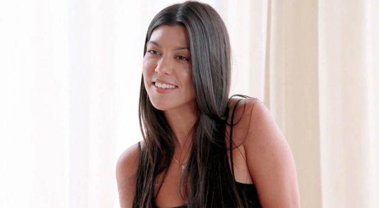 Kourtney Kardashian namesto šampona uporablja to živilo!