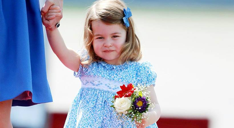 Zakaj je Charlotte princesa, njeni otroci pa ne bodo princi in princese