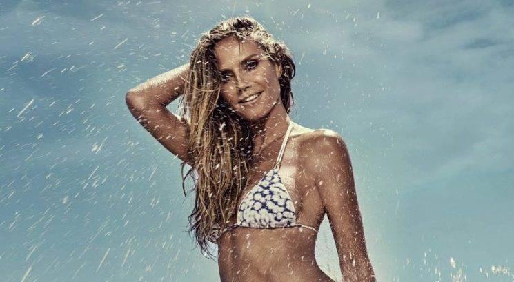 Heidi Klum pri 44-ih izgleda bom-bas-tič-no!