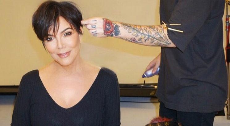 Mamadžerka Kris Jenner popolnoma nerazpoznavna!