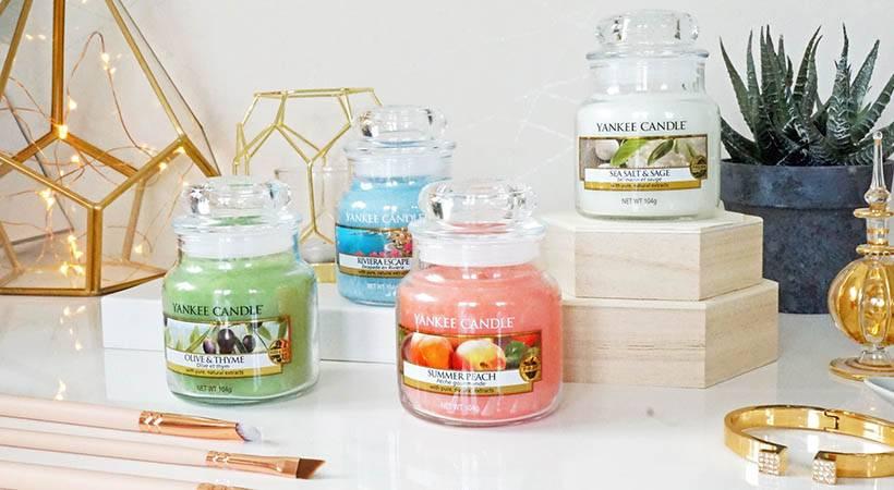 Kaj razkriva o tebi tvoj najljubši vonj sveče