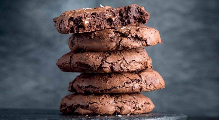 Brezglutenski recept: Čokoladni piškoti brez moke