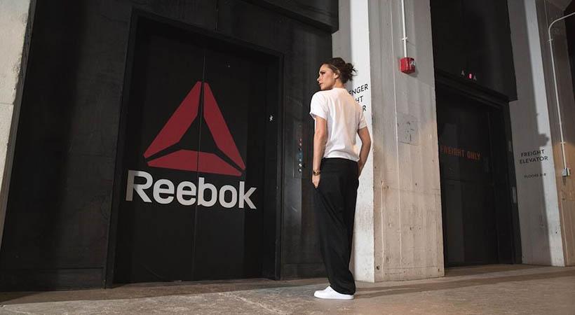 Ko se združita šport in visoka moda: Reebok x Victoria Beckham