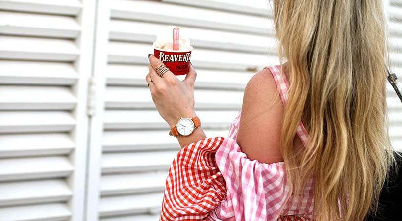 Kaj o tebi razkriva način, kako najraje ješ sladoled