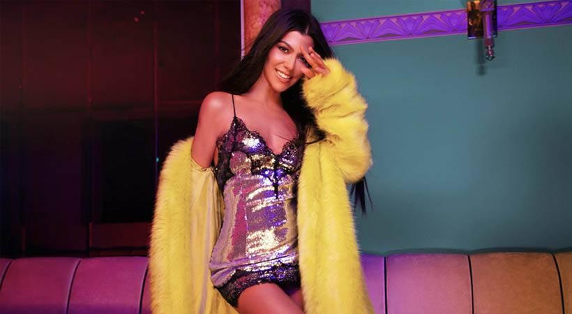 Kourtney Kardashian odstrigla svoje dolge lase!