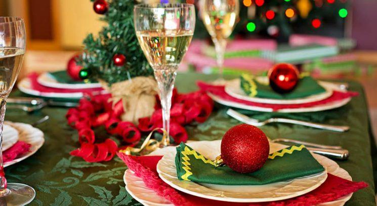 6 izjemnih živil za zdravo božično večerjo