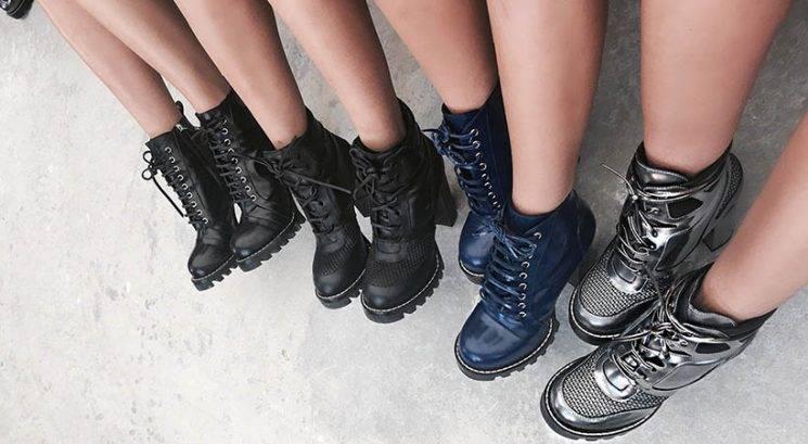 """Modni nasvet: Kako nositi robustne """"vojaške"""" gležnarje"""