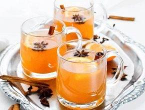 Praznični recept: Belo kuhano vino (na zdrav način)