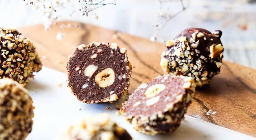 Zdrav in presni Ferrero Rocher