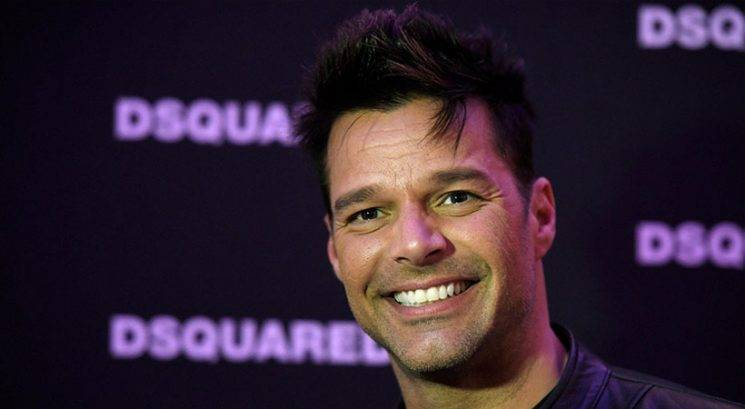 Ricky Martin odprl vrata svojega doma v Los Angelesu