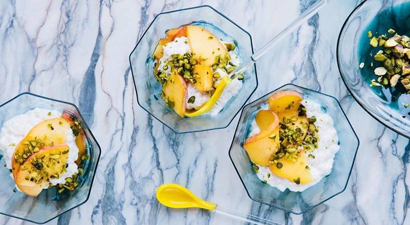 Slastno in vegansko: Tapioka puding
