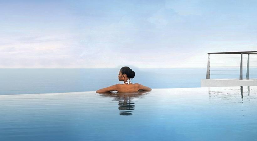 Je to najboljši hotelski bazen na svetu?