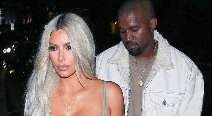 Kanye West na Kim Kardashian ne prenese TEGA modnega kosa