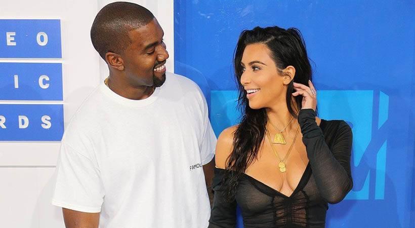 Kim Kardashian in Kanye West tretjič postala starša!