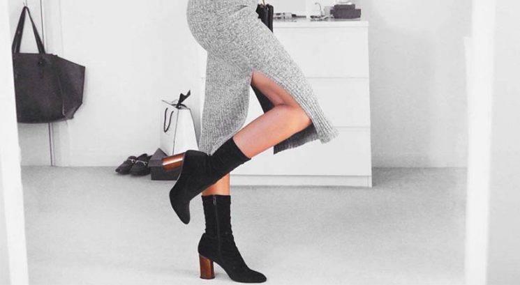 """Modni trend: Kako nositi oprijete """"nogavičarske"""" gležnarje"""
