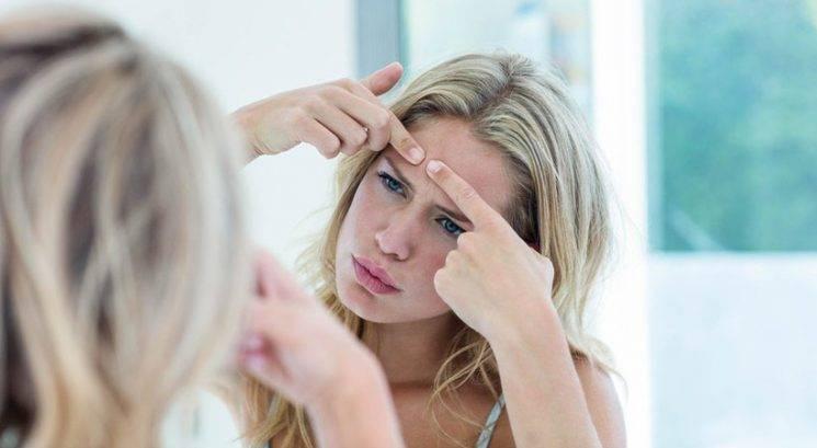 Kako ukrepati, ko se zbudiš z mozoljem na obrazu