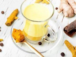Naravno nad prehlad: Ingverjev čaj s kurkumo