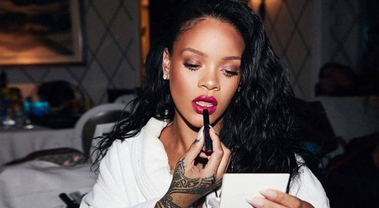 Pevka Rihanna in Kylie Jenner v boju za prvo mesto!