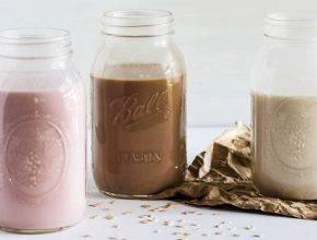 Naredi sama: Ovseno mleko