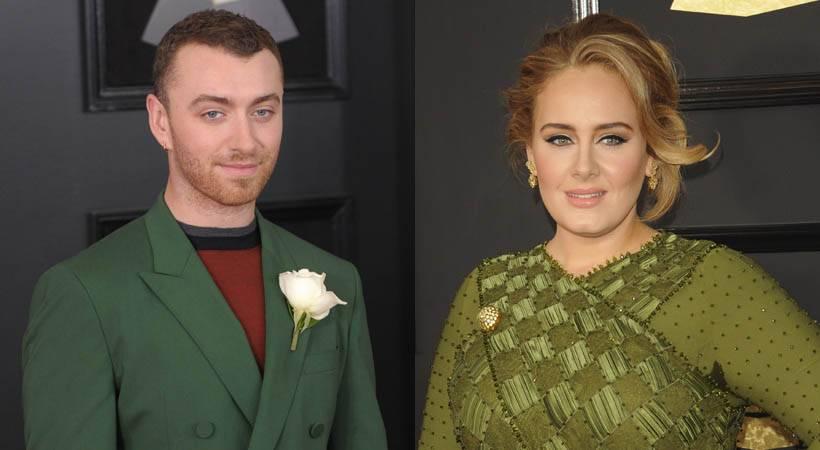 Moraš slišati: Adele in Sam Smith imata isti glas!