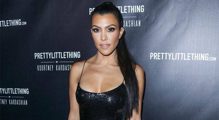 Kourtney Kardashian prisega na TO poceni masko za obraz