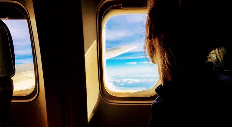 Letenje z letalom: Kako negativno vpliva na tvoje telo