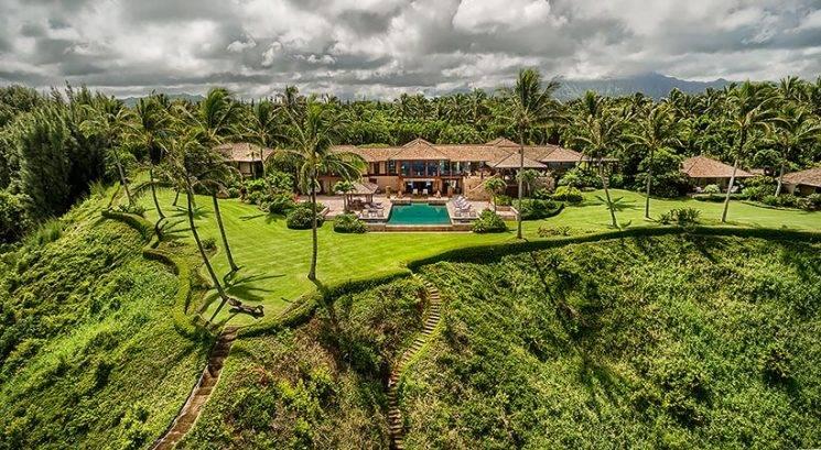 Moraš videti! 60 milijonov evrov vreden raj na Havajih