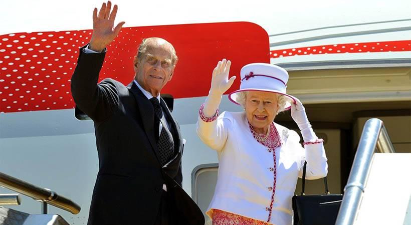 Ali veš, zakaj kraljica ne potrebuje potnega lista?