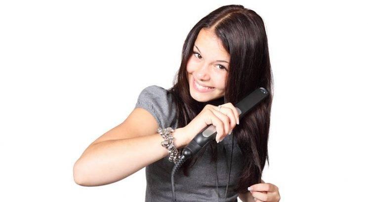 Kako zravnaš lase v polovičnem času